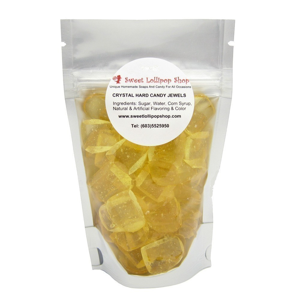 "Banana ""Naturally"" Barley - Jewels 2 oz. Bag"