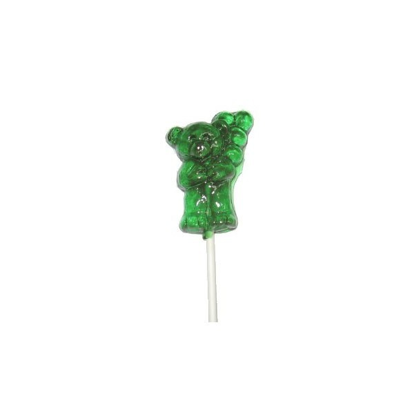 BIRTHDAY BEAR / BALLOONS Lollipops