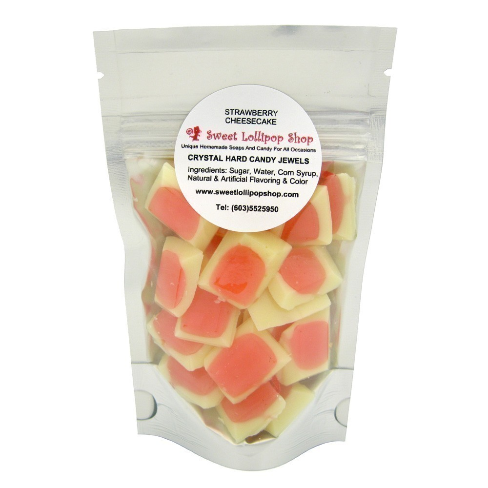 Strawberry Cheesecake - Jewels 2 oz. Bag